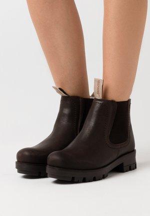 CISSI OUTDOOR - Winter boots - moro