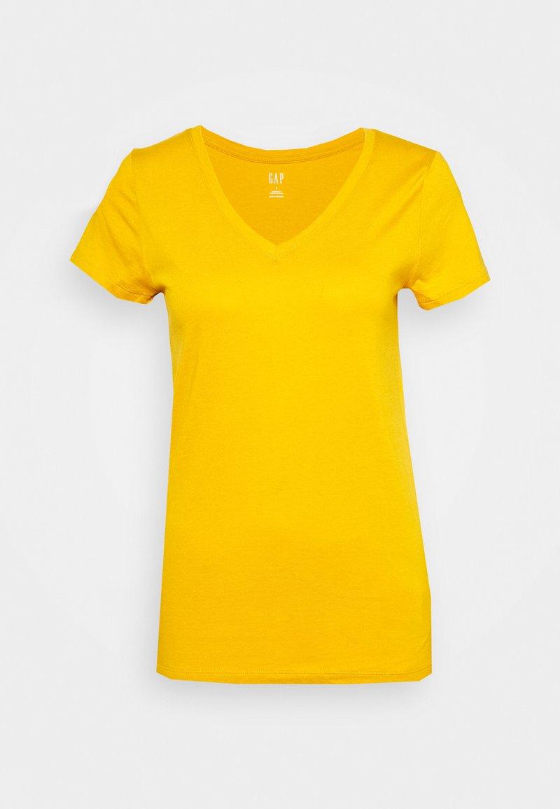 GAP - T-shirt basic - rugby gold
