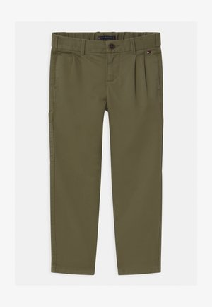 AUTHENTIC FLEX  - Trousers - green