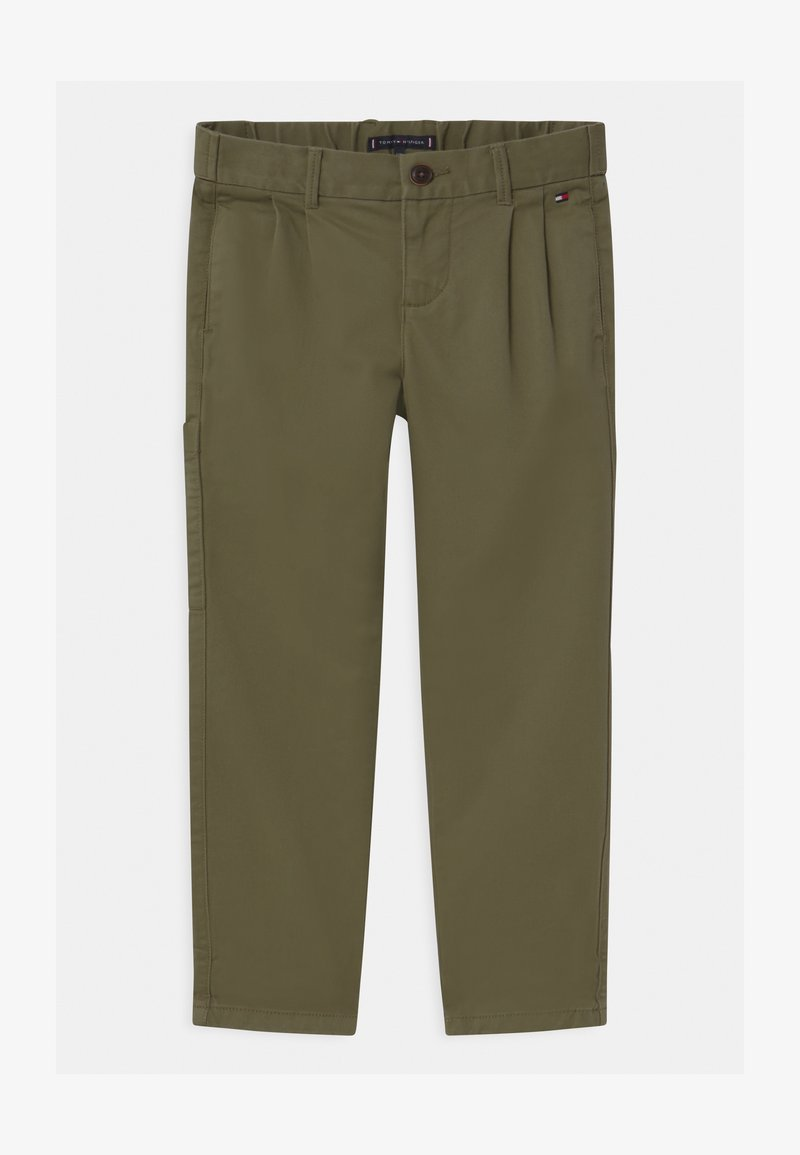 Tommy Hilfiger - AUTHENTIC FLEX  - Trousers - green