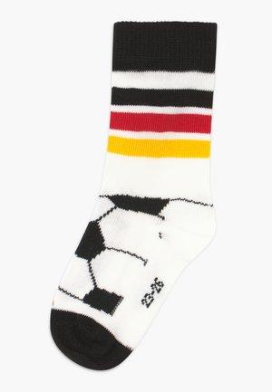 SOCCER - Socks - white