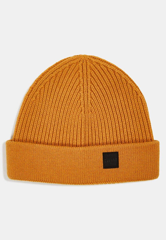 Esprit Mütze - Brass Yellow/senf