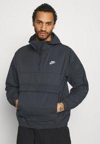 Nike Sportswear - ANORAK  - Windbreaker - black - 0