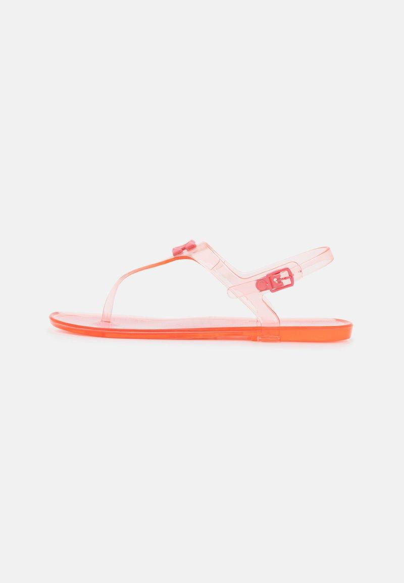 Coach - NATALEE - T-bar sandals - taffy