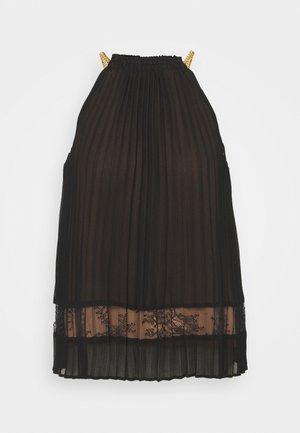 NECK CHAIN - Top - black