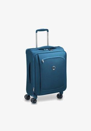 MONTMARTRE AIR 2.0 4-ROLLEN KABINENTROLLEY 55 CM - Wheeled suitcase - blau