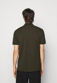 HUGO - DONOS - Polo shirt - dark green - 2