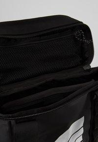 The North Face - EXPLORE FUSEBOX - Rucksack - black/white - 2