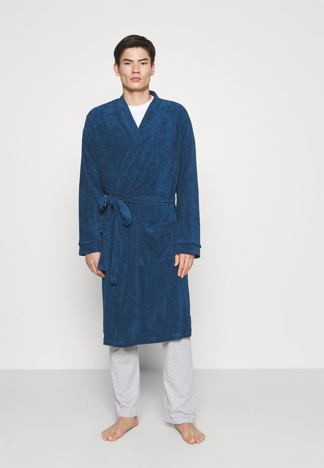 Badjas - nachtblau