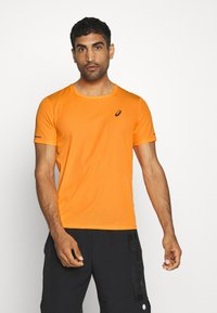 ASICS - VENTILATE - Print T-shirt - orange pop - 0
