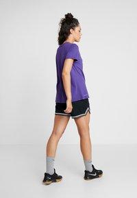 Nike Performance - ELITE SHORT - Sports shorts - black/white - 2