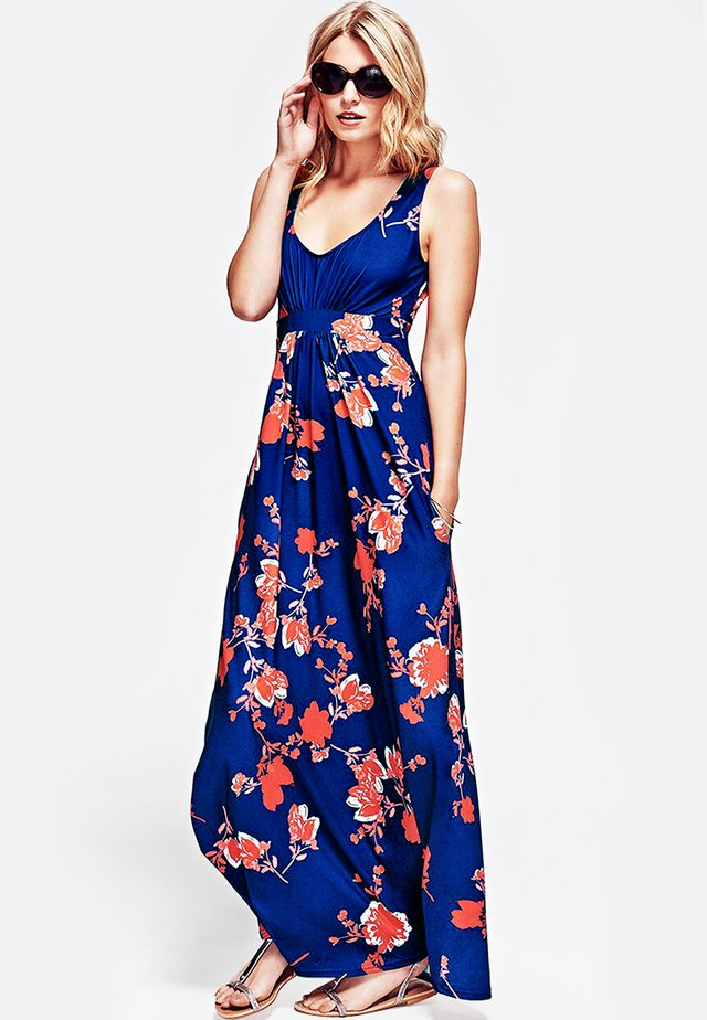 EMPIRE - Maxi-jurk - blue