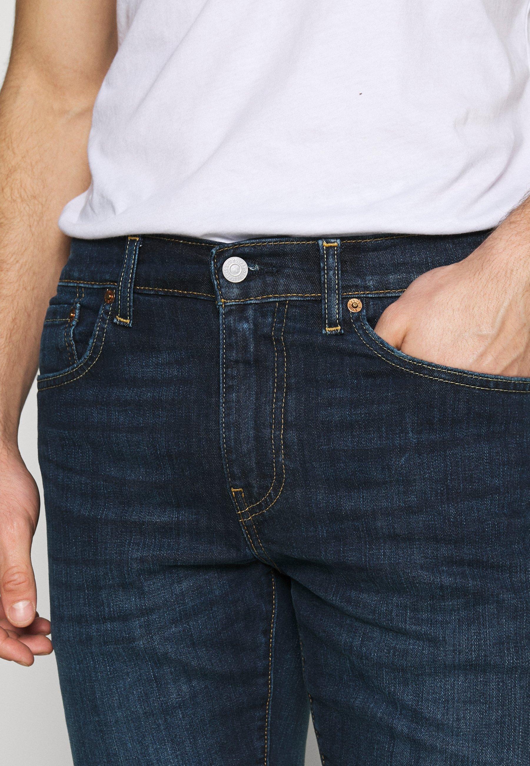 Levi's® 502™ Taper Shorts - Jeans Dark Indigo
