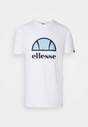ALTERZI - Camiseta estampada - white