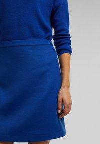 Esprit Collection - A-line skirt - bright blue - 6