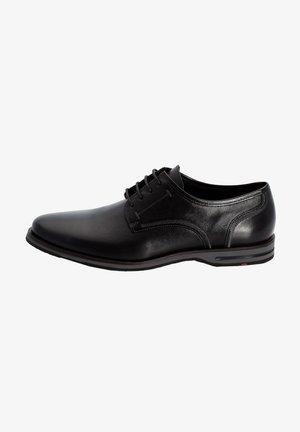 DETROIT - Smart lace-ups - schwarz