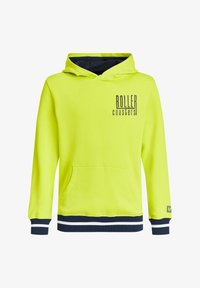 WE Fashion - Hoodie - bright yellow - 0