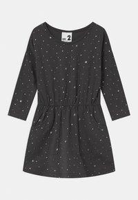 Cotton On - SIGIRD 2 PACK - Jersey dress - phantom/indian ink - 2