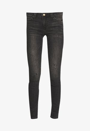 ONLCARMEN CBL513 - Jeans Skinny Fit - black denim
