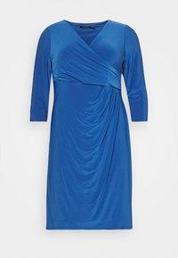 Lauren Ralph Lauren Woman - CLEORA  DAY DRESS - Shift dress - dark cerulean - 3