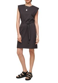 QS by s.Oliver - Jersey dress - black - 3
