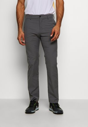 MEN INACTION PANTS - Spodnie materiałowe - steel grey
