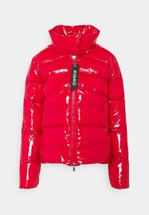 MIRCO CABAN CRYSTAL  - Veste d'hiver - red