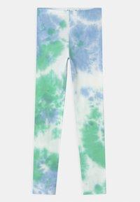 Cotton On - HUGGIE 2 PACK - Leggings - musk melon/dusk blue - 2