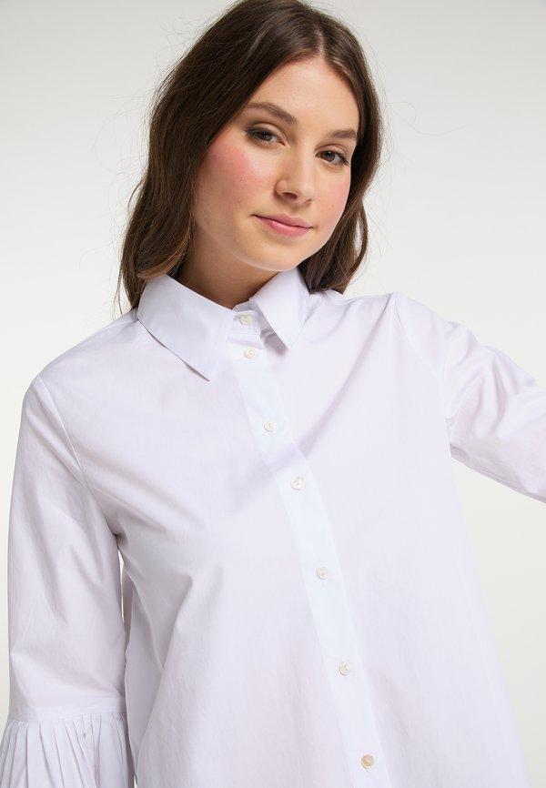 myMo Koszula - weiß/biały SQMI