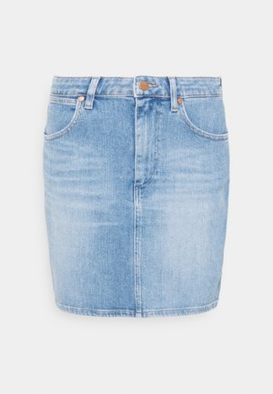 MOM SKIRT - Denim skirt - easy morning