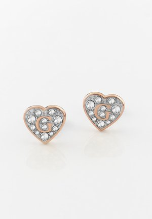 G SHINE - Earrings - light pink