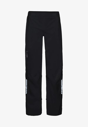 HERREN RAD MAOB RAIN PANTS - Kalhoty - black