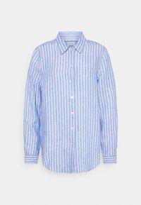 Seidensticker - Button-down blouse - blau - 0