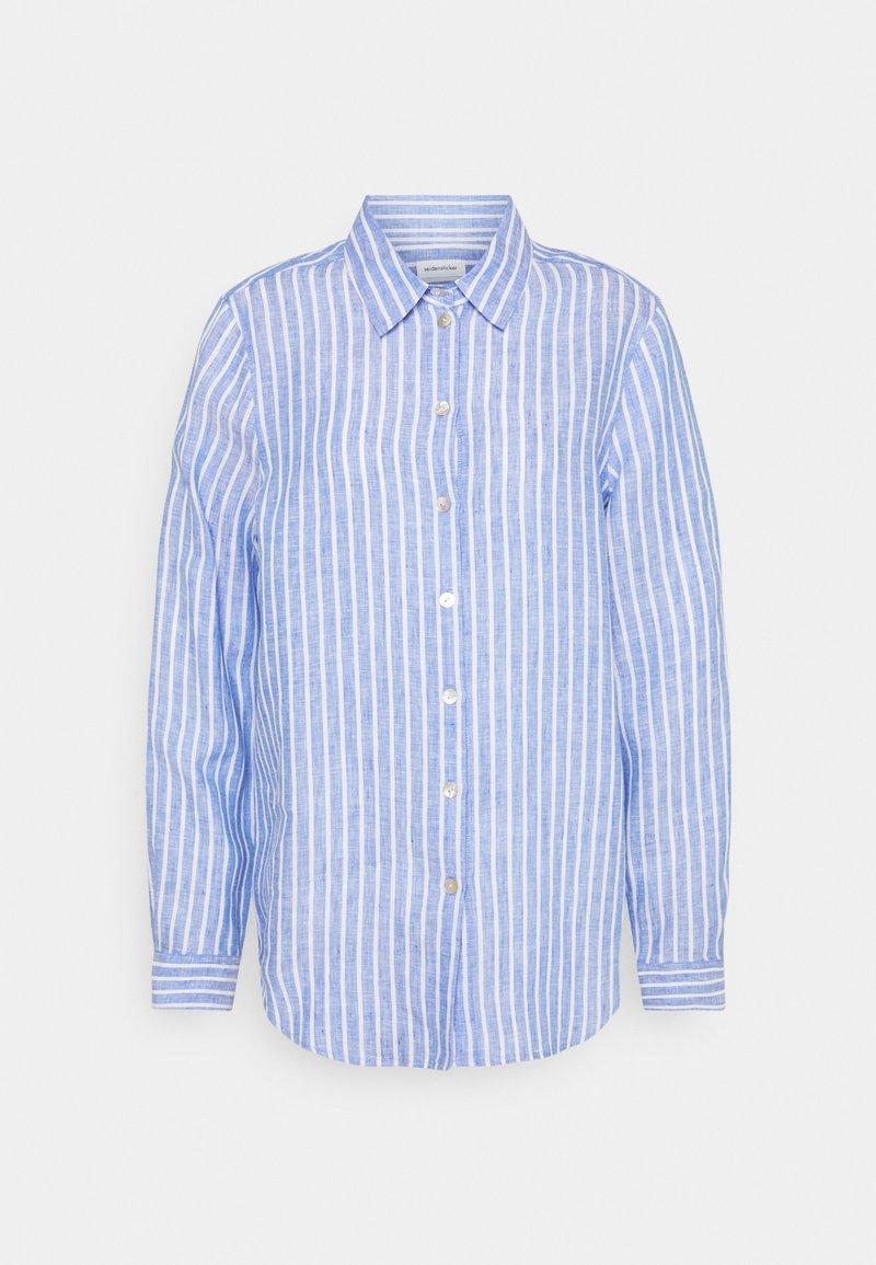 Seidensticker - Button-down blouse - blau