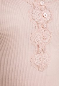 Rosemunde - REGULAR BUTTON - Top - soft rose - 2