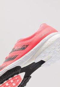 adidas Performance - ADIZERO ADIOS 5 - Competition running shoes - signal pink/core black/copper metallic - 5