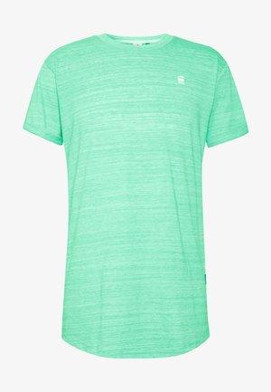 LASH - T-shirt basique - pistache sea