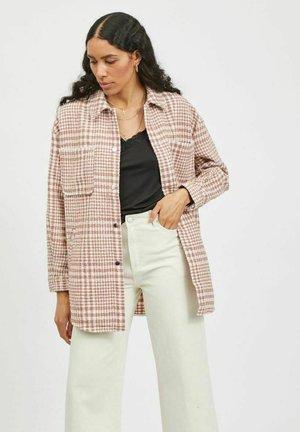 Summer jacket - old rose