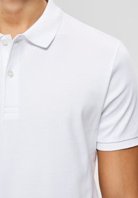 Selected Homme - Polo shirt - bright white - 4