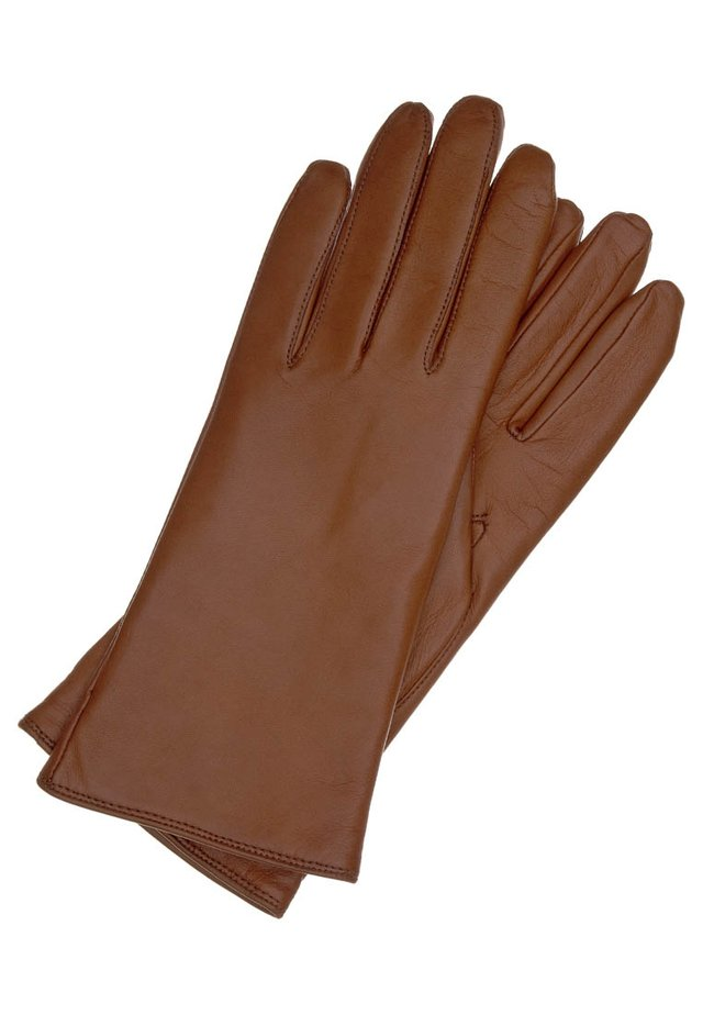 CLASSIC - Gloves - saddlebrown