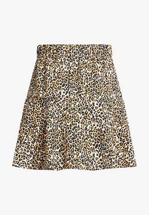 SKORT - A-line skirt - brown