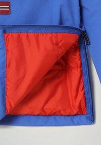 Napapijri - RAINFOREST COLOUR BLOCK - Light jacket - blue dazzling - 3