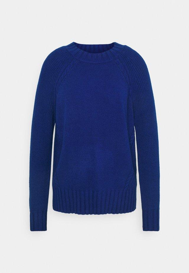 ONLSANDY  - Trui - sodalite blue