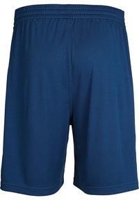 Hummel - Sports shorts - true blue/sports yellow - 1