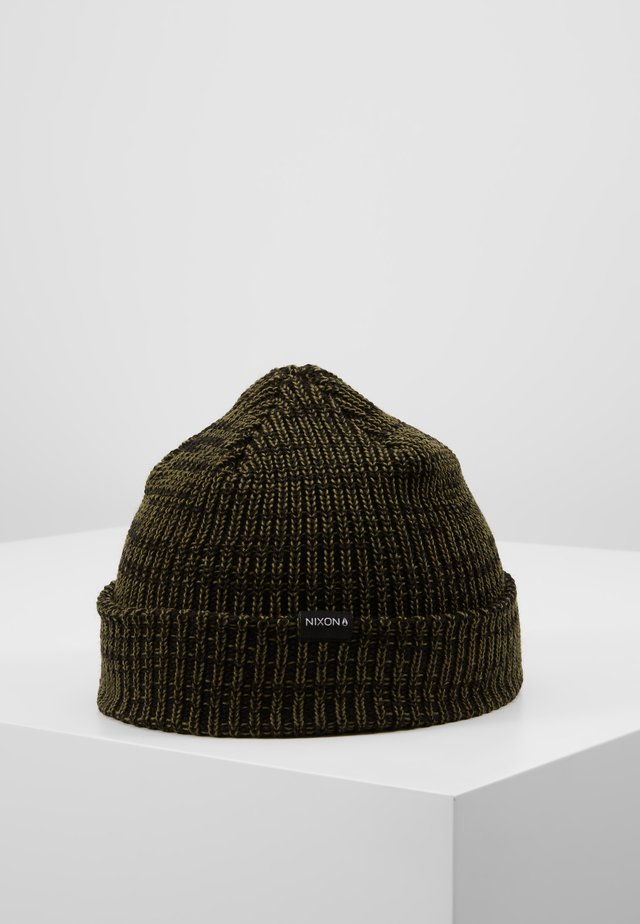 THOMAS - Gorro - black