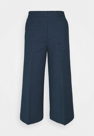 TESSA - Kalhoty - navy blazer