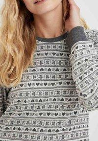 DeFacto - Pyjama top - grey - 4