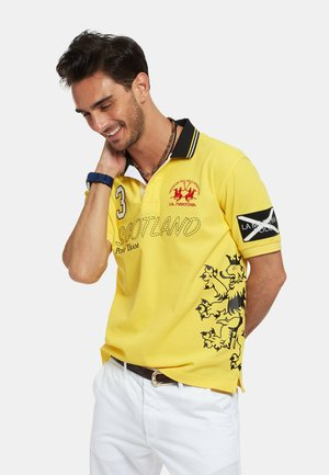 ROYCE - Polo shirt - buttercup