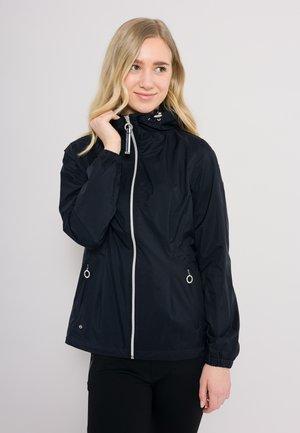 Outdoor jacket - dunkel blau