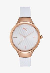 Puma - CONTOUR - Watch - white - 1